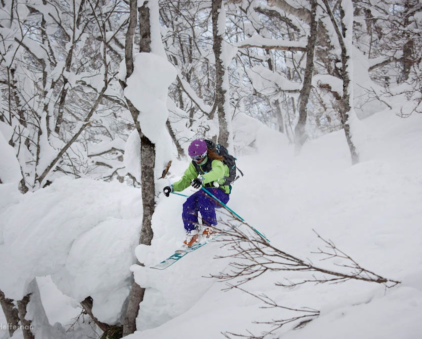 Julia Van Raalte: SKIS, Blister Gear Review