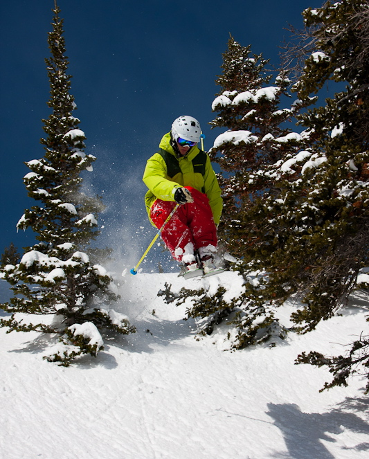 Will Brown: SKIS, Blister Gear Review