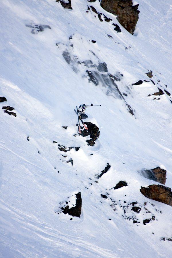 Freeride World Tour skier, Garrett Altmann (Ep.5), BLISTER