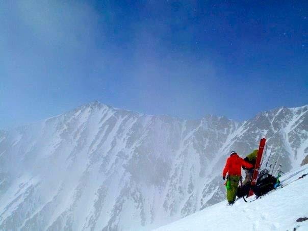 Mike Thurber, Alaska.