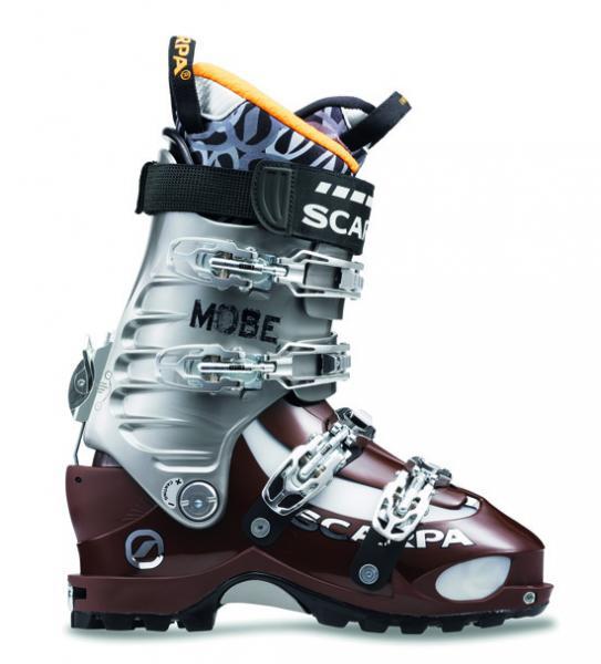 2010-2011 Scarpa Mobe alpine touring boot, BLISTER