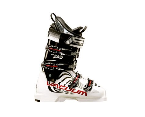 2011-2012 Fischer Vacuum 130 alpine ski boot, Blister Gear Review