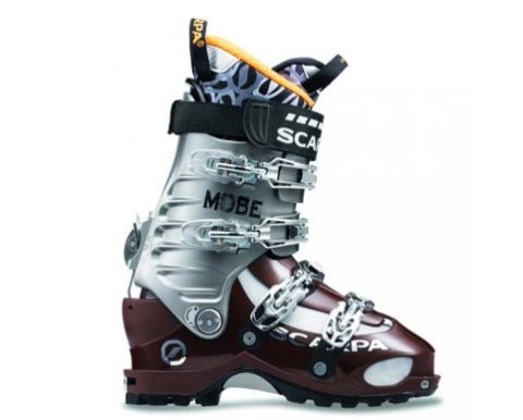 2010-2011 Scarpa Mobe alpine touring boot