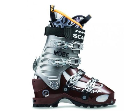 2010-2011 Scarpa Mobe alpine touring boot, Blister Gear Review