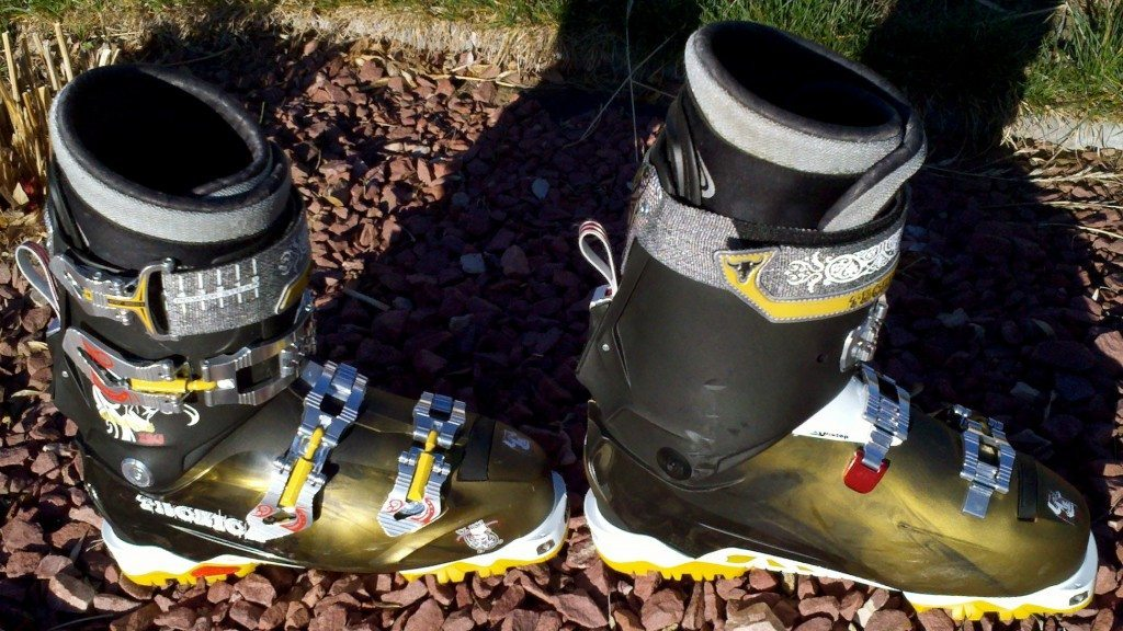 2011-2012 Tecnica Cochise alpine touring boot, BLISTER