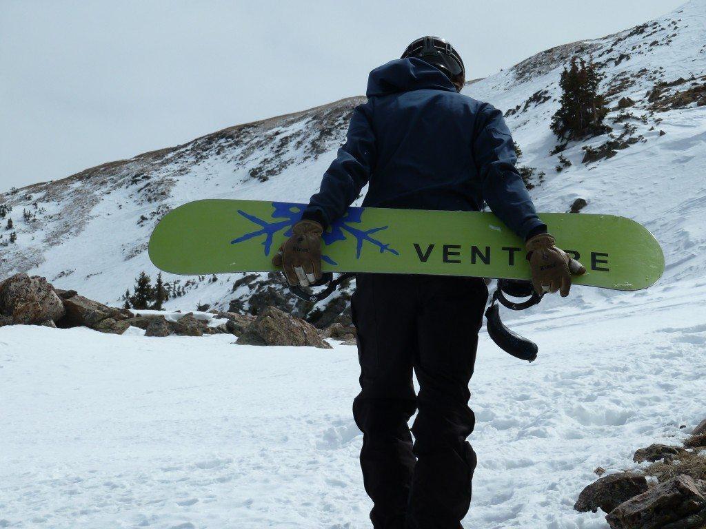 2011-2012 Venture Zephyr, 155cm, BLISTER