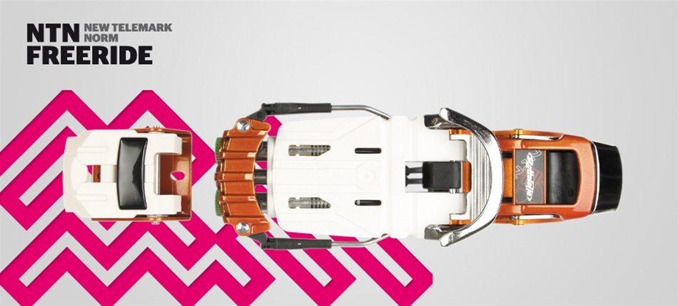 Rottefella NTN Binding / DPS Wailer 112RP Hybrid, 178cm, BLISTER