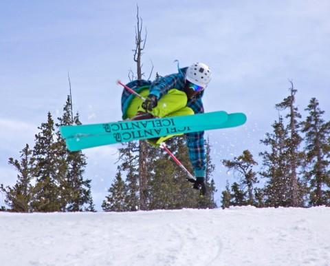 2011-2012 Icelantic Da'Nollie, 180cm