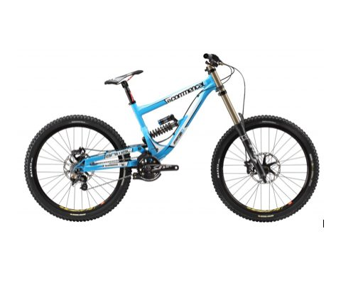 Commencal Supreme DHv2 - Atherton Edition, Blister Gear Review