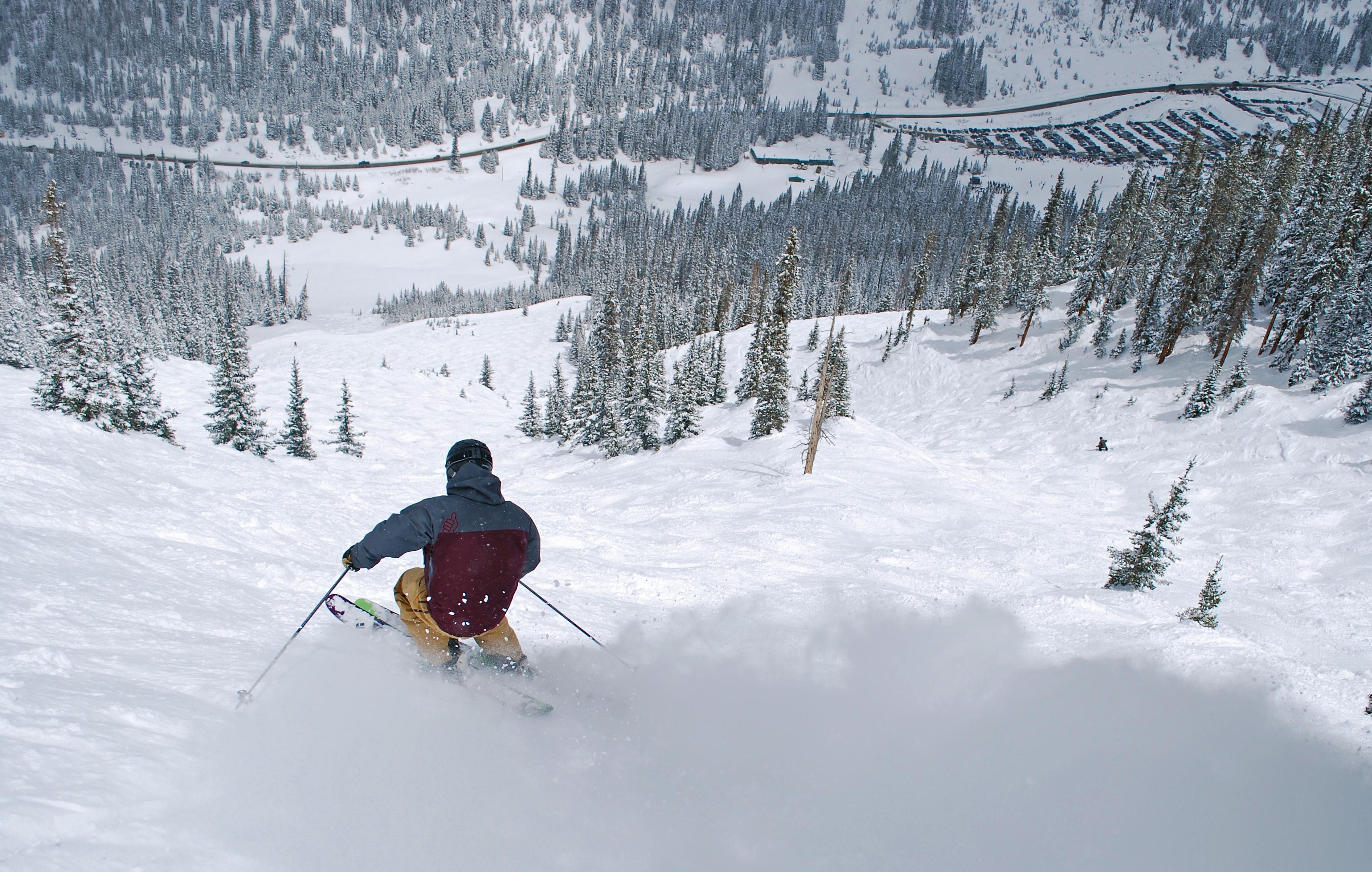 AMPerage Ski Testing In The Jackson Hole Backcountry