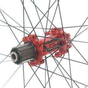 2011 Fulcrum Red Fire Disc Wheelset (Tubeless), BLISTER