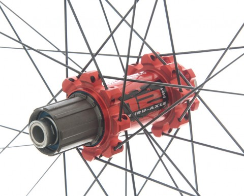 2011 Fulcrum Red Fire Disc Wheelset (Tubeless)