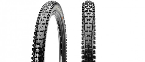 maxxis-high-roller-II-two-26x2.4-DH-tires-slider2
