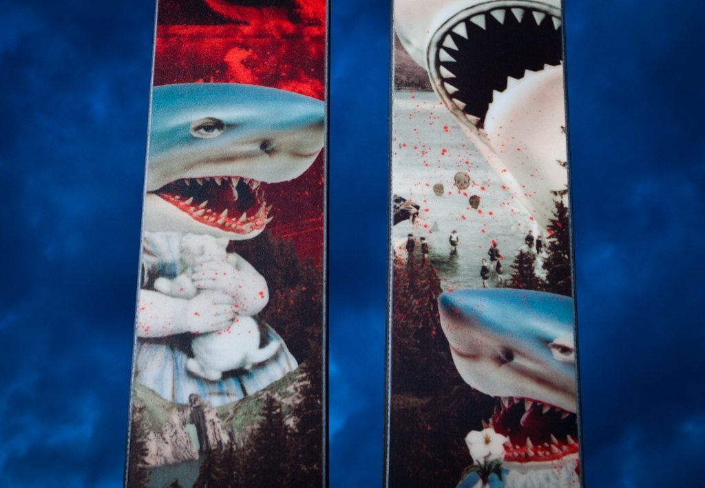 2011-2012 MOMENT Jaguar Shark, 192cm, BLISTER