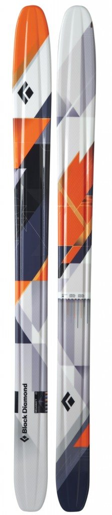 2011-2012 Black Diamond Megawatt, 188cm, BLISTER