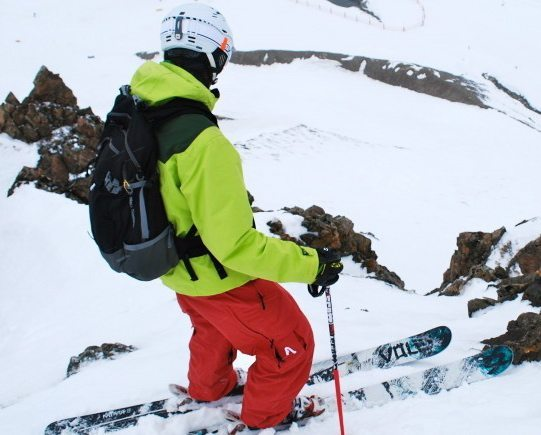 Gear 101, Ski Length, Blister Gear Review.