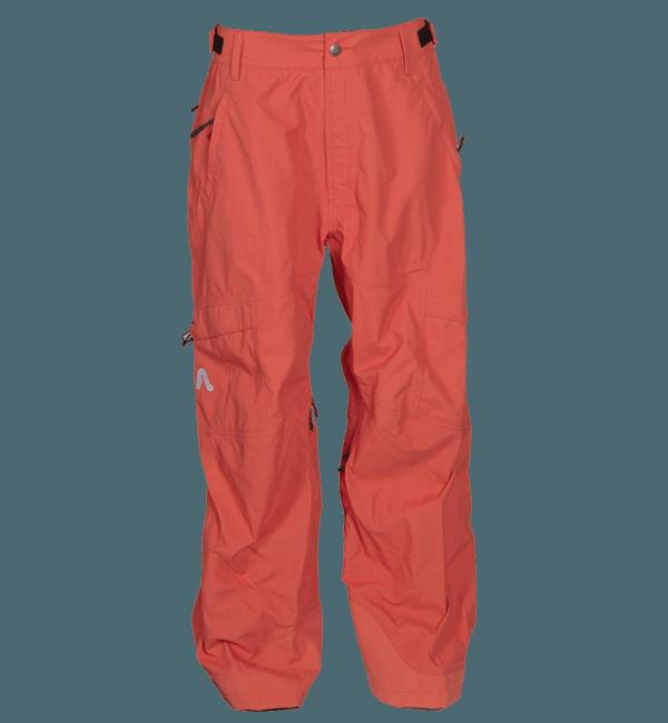 Orange color of FlyLow's Stash pant