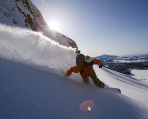 SNOWBOARDING 101: Getting Started
