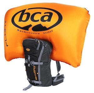 BCA Airbag deployed pic