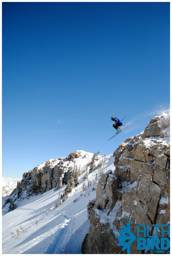 Joe Augusten Alta Ski Area