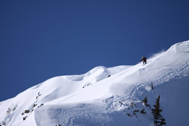 Telemark Skiing 101, BLISTER