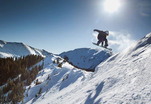 Jed Doane, Taos Ski Valley