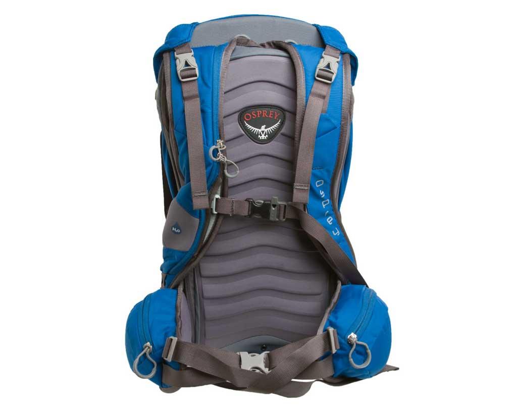 Osprey Kode 30 Backpack Suspension System
