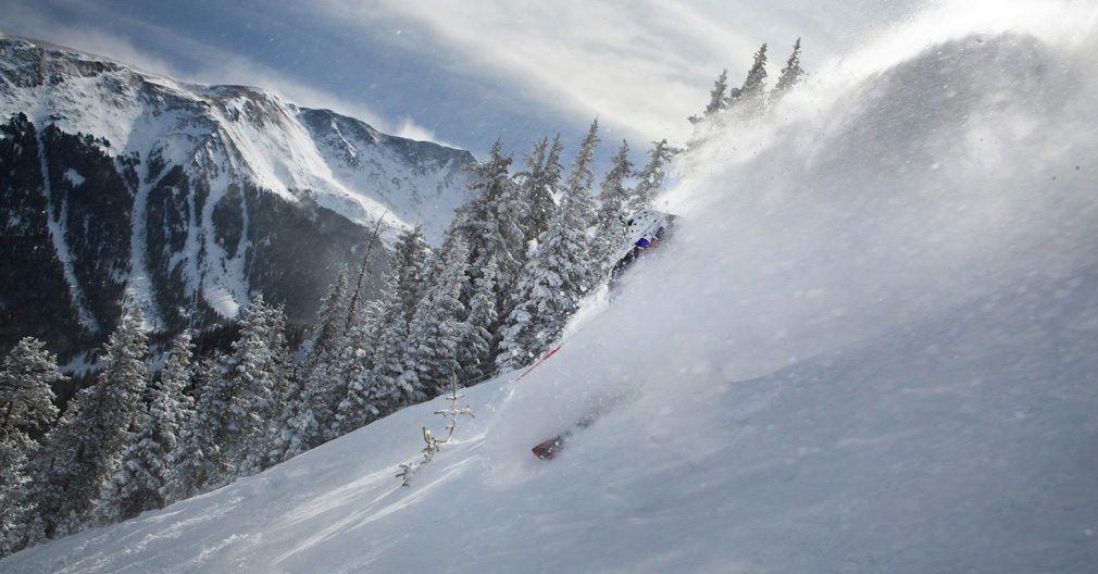 Will Brown, Taos Ski Valley.