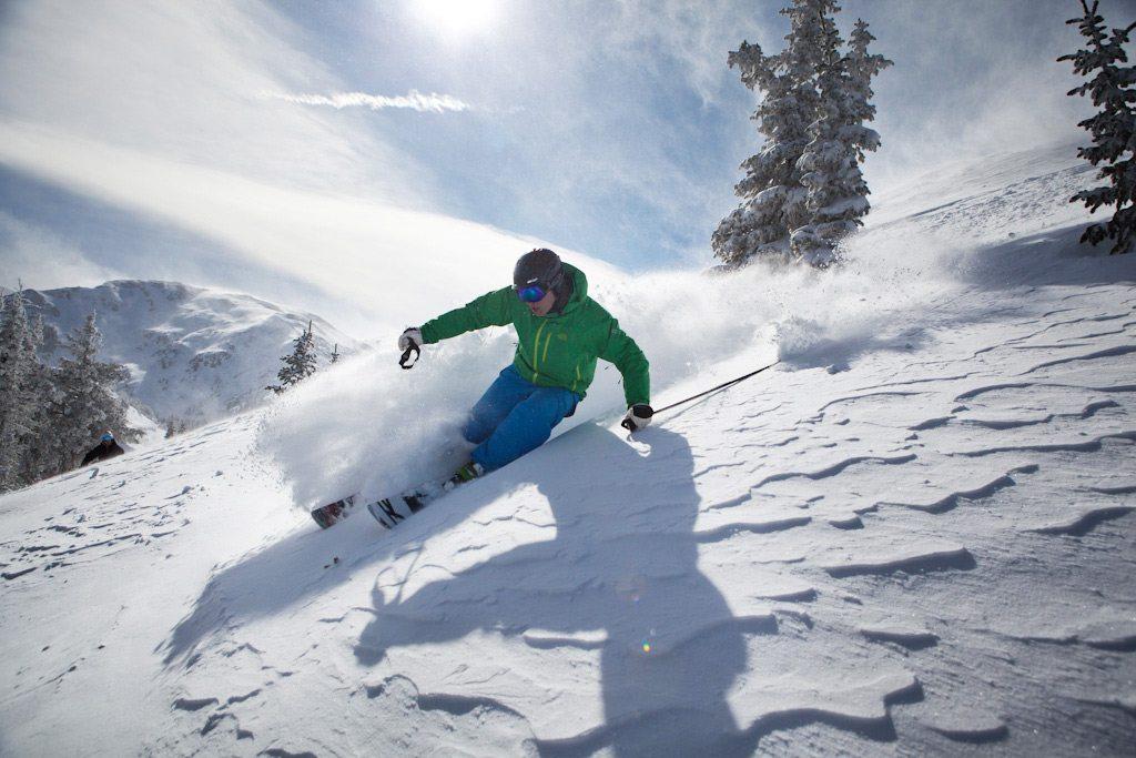 Jonathan Ellsworth, Niño's Heroes, Taos Ski Valley.