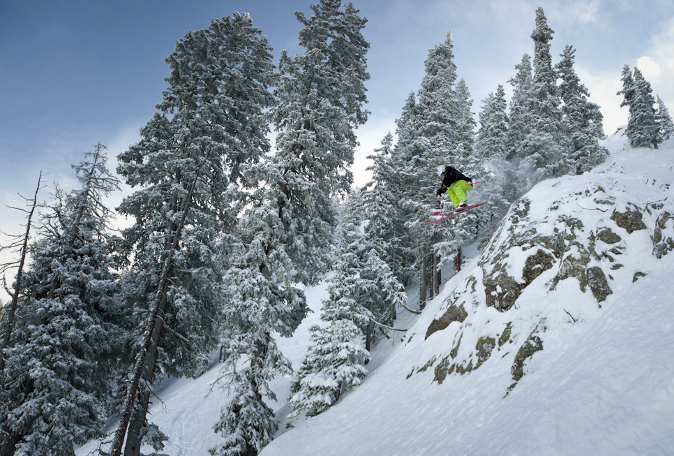 Will Brown, Turbinator, Taos Ski Valley.