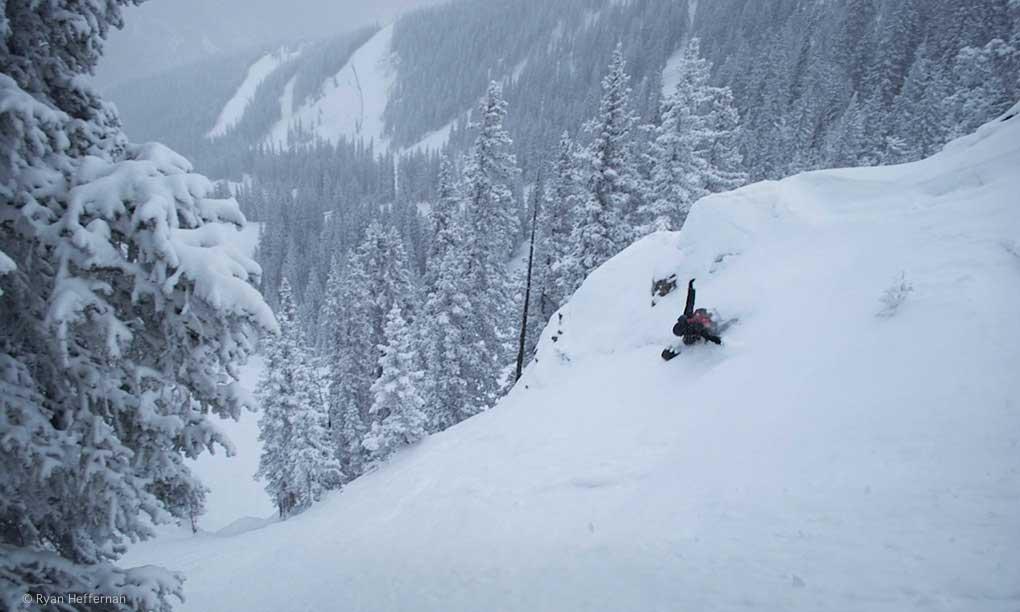 Justin Bobb, Turbinator, Taos Ski Valley.