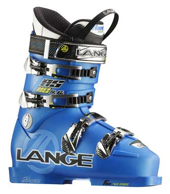 Lange RS 110 S.C. boot, Blister Gear Review