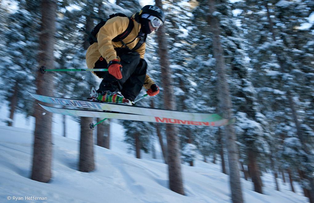 Sam Shaheen, Moment Night Train, Taos Ski Valley