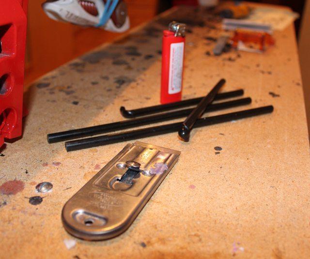 Base Repair Supplies, Blister Gear Review