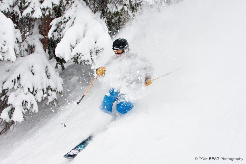 Robin Abeles, Bluehouse Radius, Alta Ski Area.
