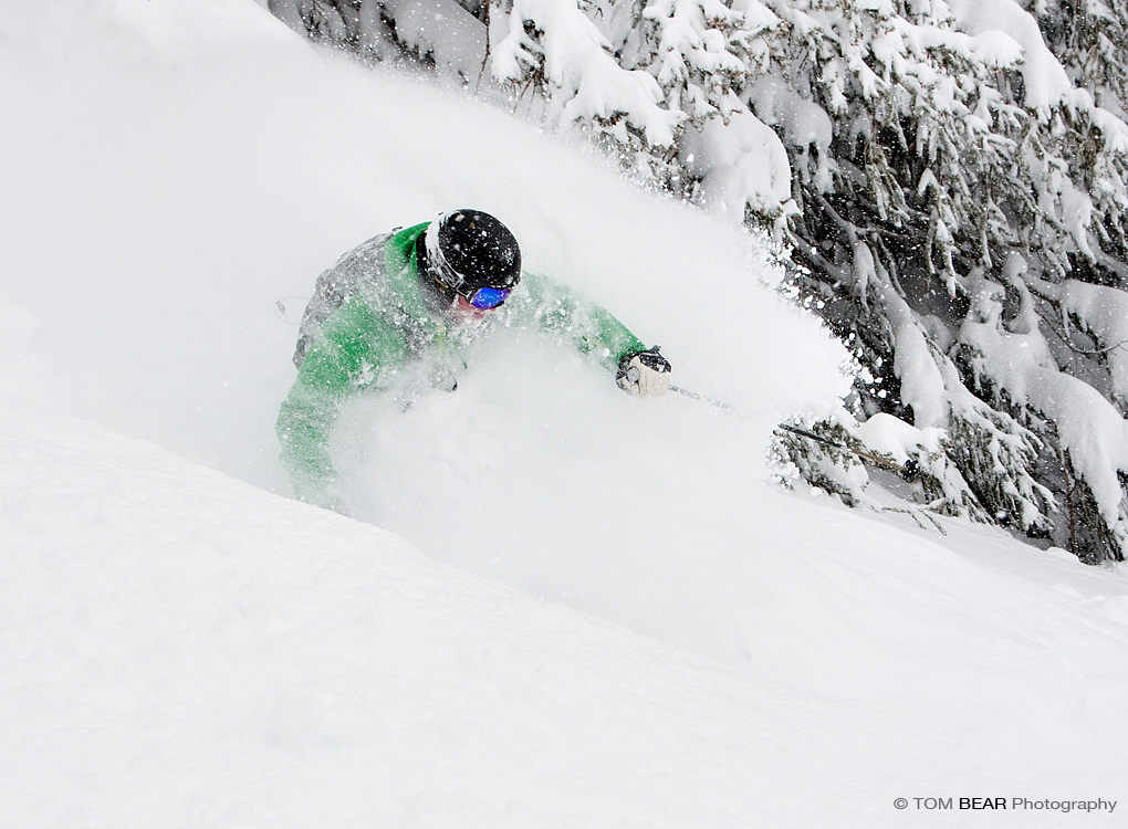Jonathan Ellsworth, Alta Ski Area, Blister Gear Review.