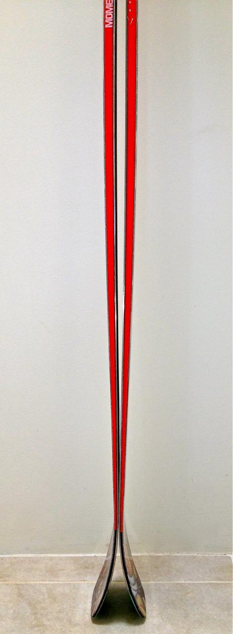 Moment Belafonte - Tail Profile