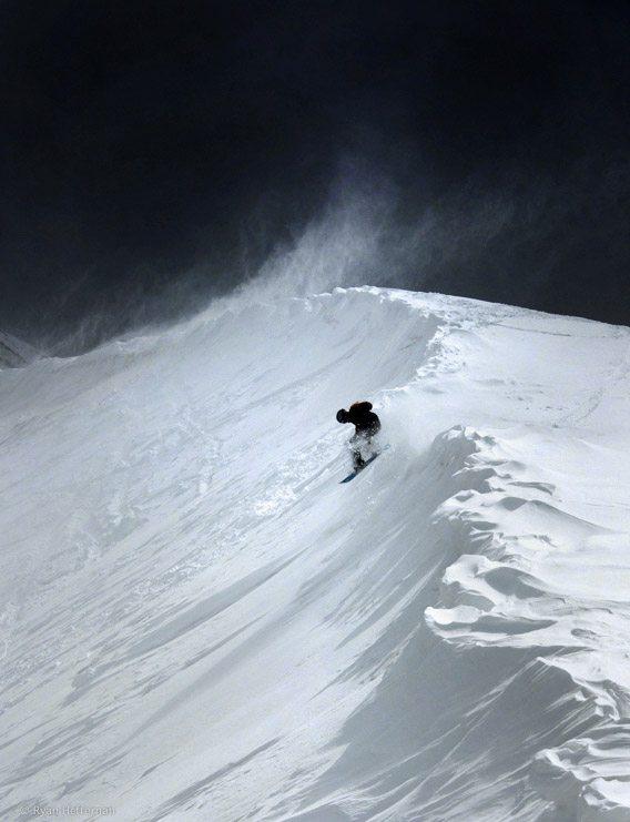Nativ Snowsurf, Blister Gear Review
