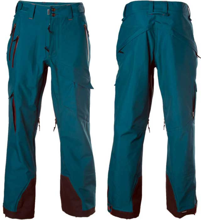 TREW Eagle Pants, Blister Gear Review