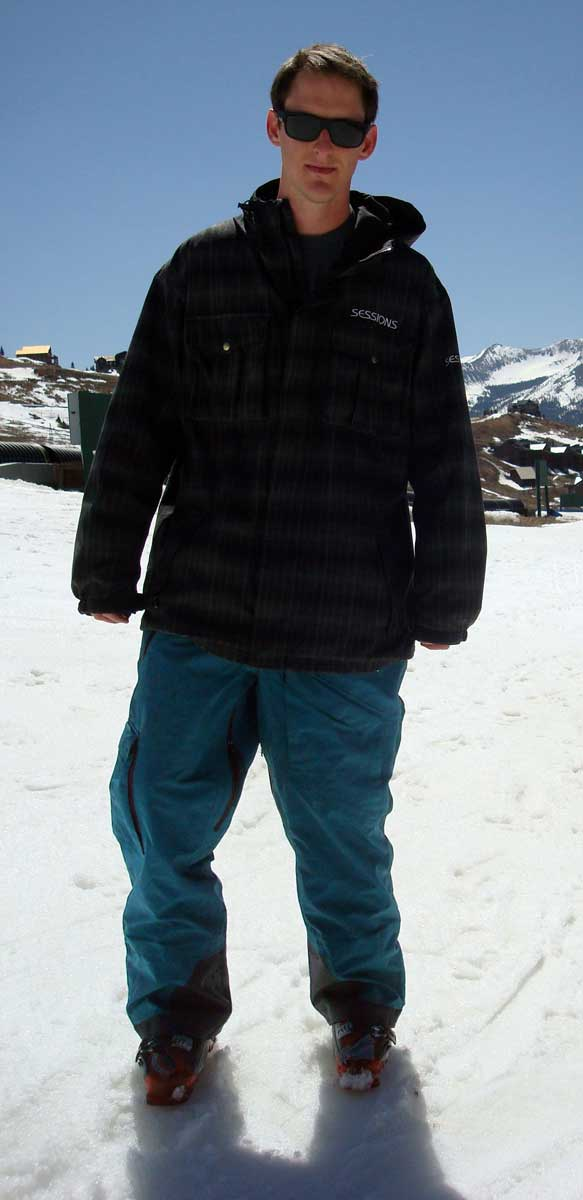 Trew Eagle Pant, Blister Gear Review