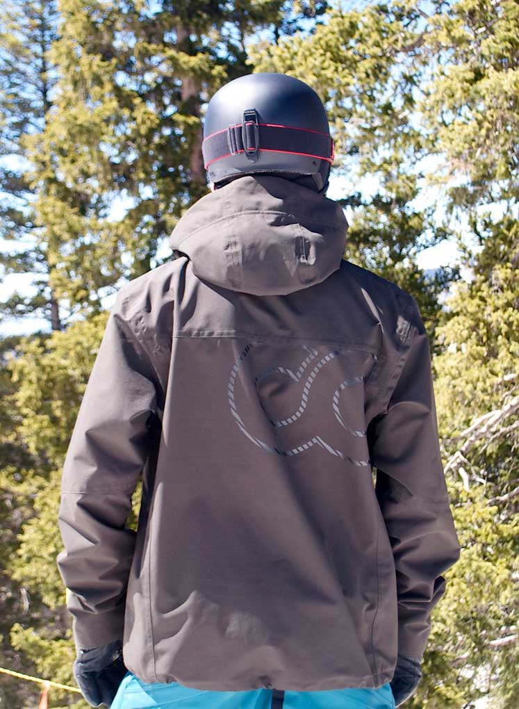Coreupt Steep Ride Jacket, Blister Gear Review