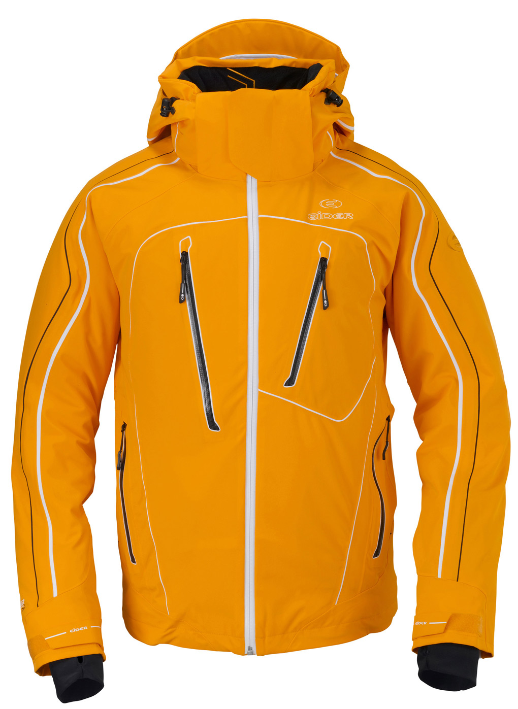 Photo of the Eider Niseko Jacket, Blister Gear Review.