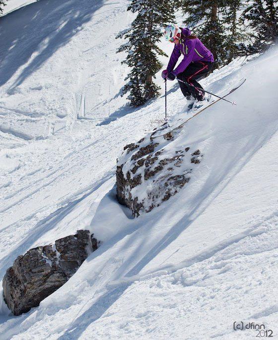 Lexi Dowdall, Alta Ski Area, Blister Gear Review
