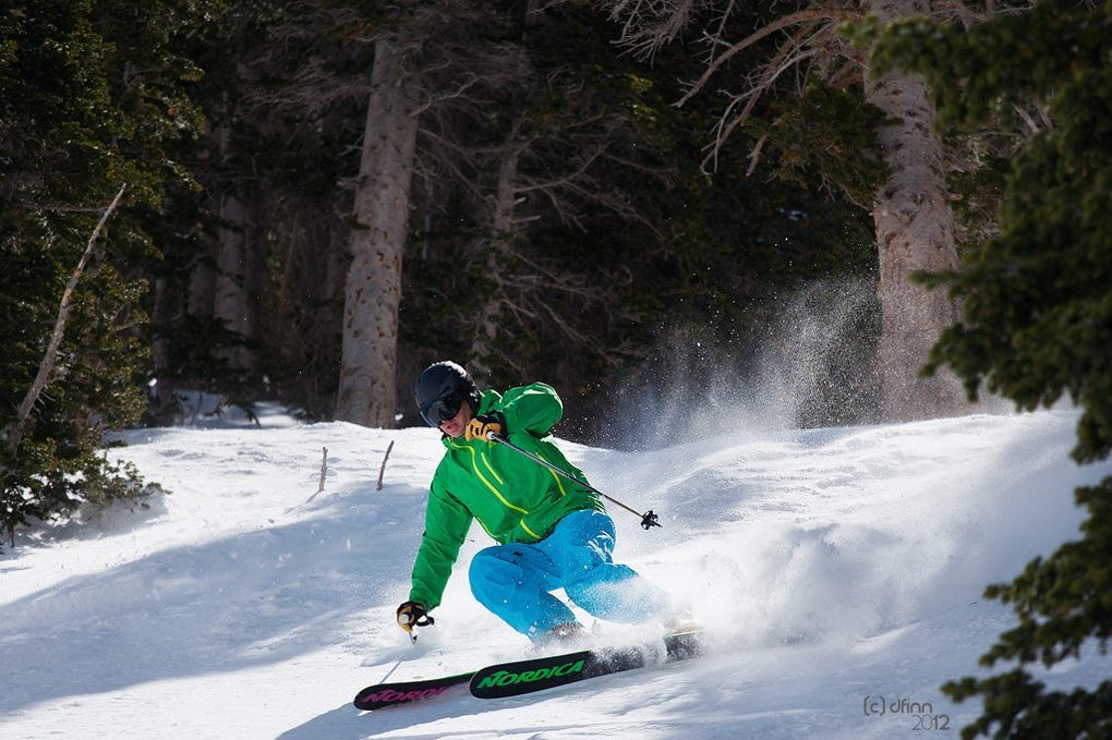 Jonathan Ellsworth, Alta Ski Area, Blister Gear Review