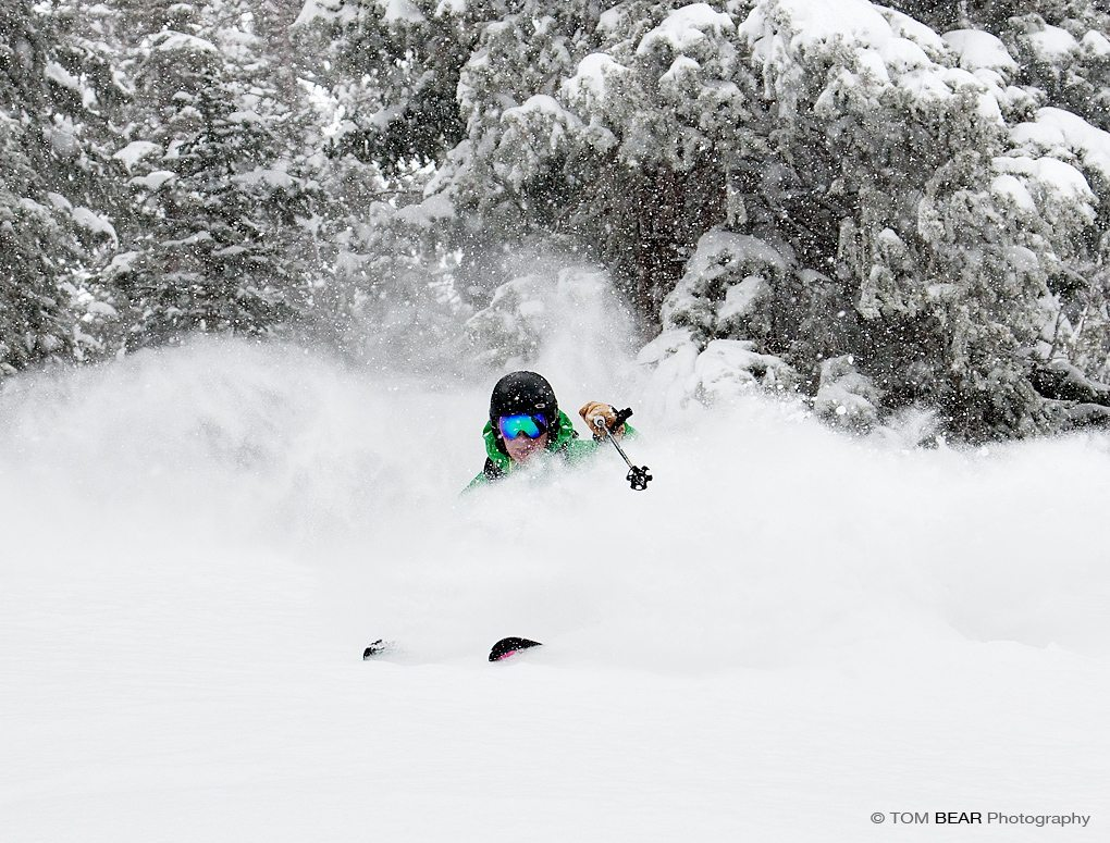 Jonathan Ellsworth, Alta Ski Area, Blister Gear Review