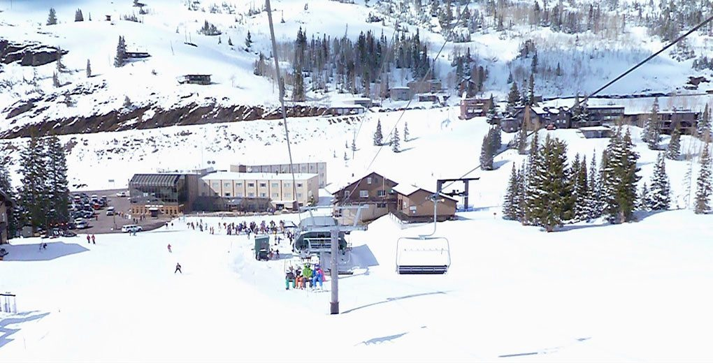 Alta Ski Area, Blister Gear Review
