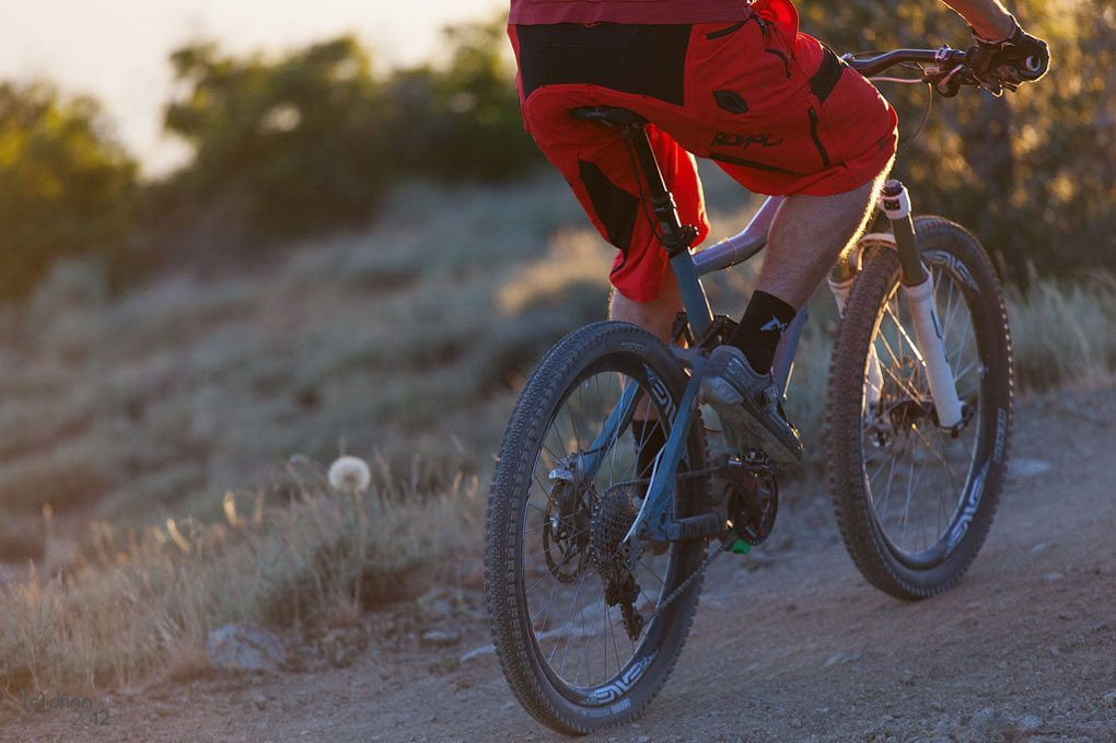 Marshal Olson, ENVE Rims, Blister Gear Review