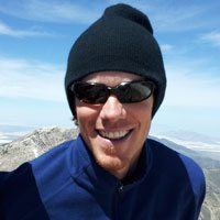 Jason Hutchins, Blister Gear Review