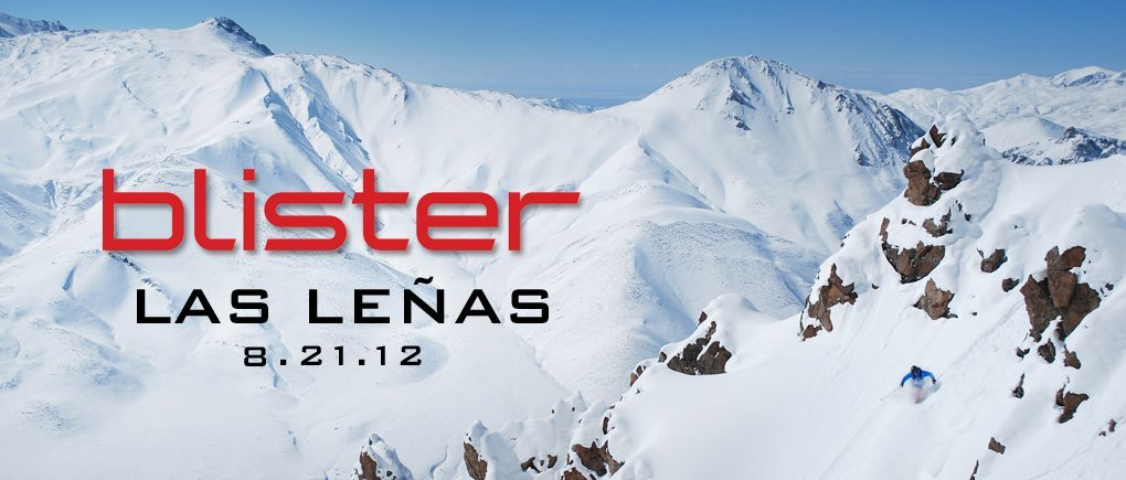Blister Gear Review heads to Las Lenas, Argentina