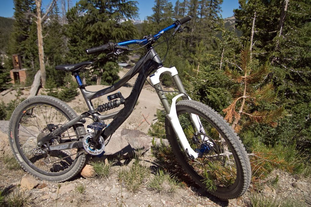 Specialized SX Trail, Blister Gear Review